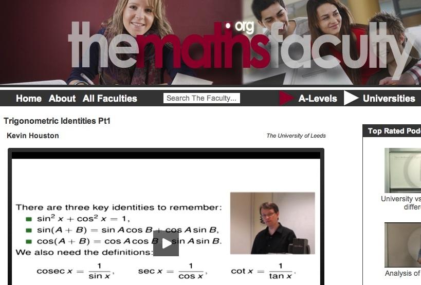 Maths Faculty