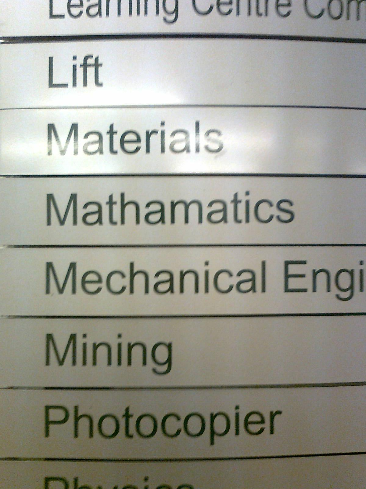 mathamatics
