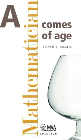 Cover of A Mathematician Comes of Age