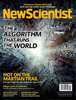 New Scientist Front Cover