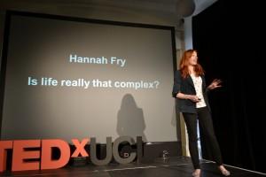 Hannah Fry