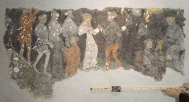 Austrian fresco