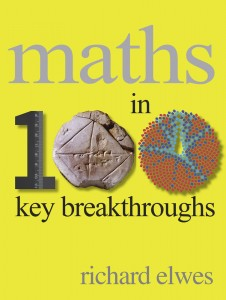 Mathematics in 100 Key Breakthroughs cover