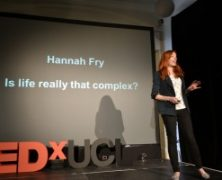 Hannah Fry: Is life really that complex?