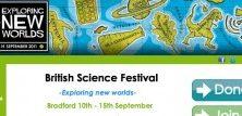 British Science Festival in Bradford