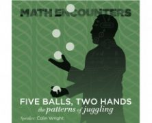 Colin Wright and the mathematics of juggling