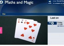 Maths and Magic on Radio 4