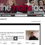 Maths Faculty Podcasts