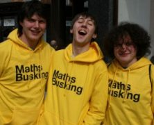 Maths Busking